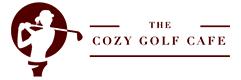 The Cozy Golf Café logo