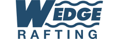 Wedge Rafting Logo